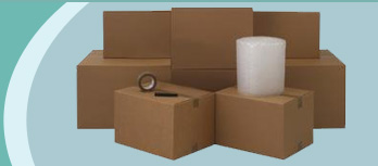 Boxes, Bubblewrap, Airothene and more